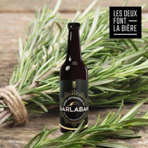 Bière du Garlaban au Romarin